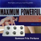Obat Kuat Sex Tahan Lama Maximum Powerful