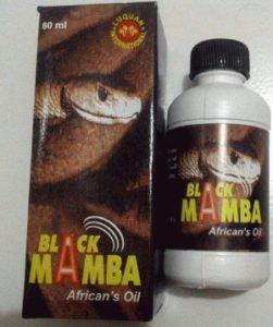 Black Mamba Oil Minyak Pembesar Penis