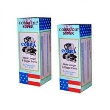 Cobra Oil Super Minyak Pembesar Penis