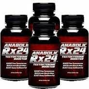 Anabolic RX24 Asli Original