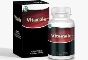 vitamale herbal khusus pria obat kuat