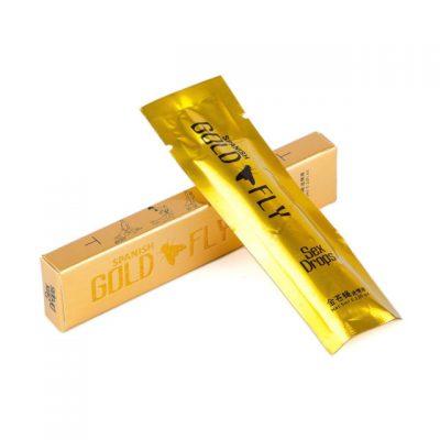 spanis gold flay cara