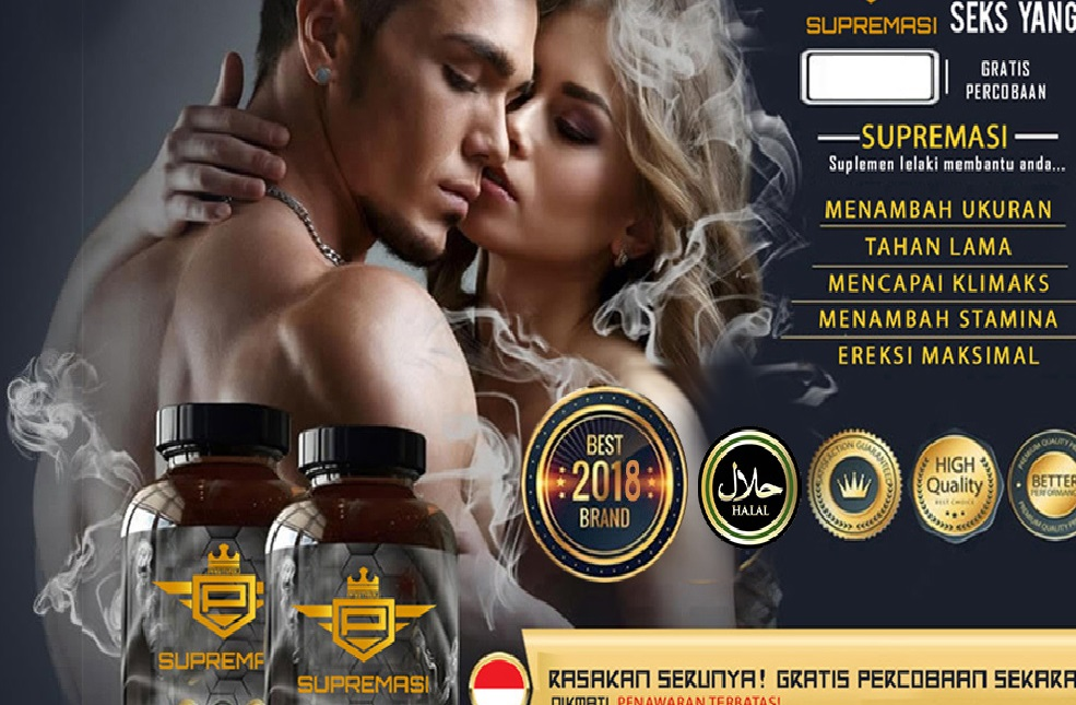 SUPREMASI HERBAL SETAMINA PRIA
