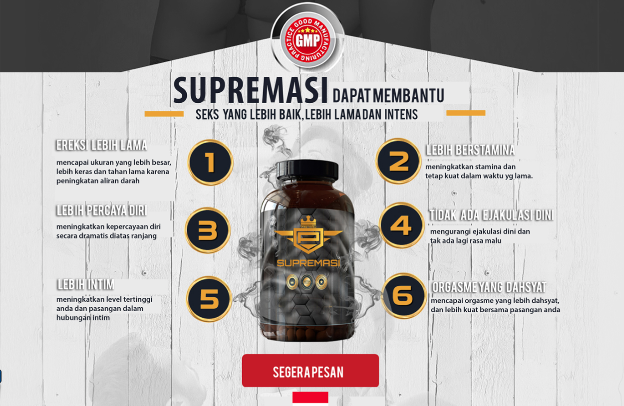 Supremasi herbal original