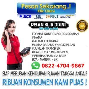 Cara Pemesanan SMS 082247049867