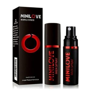 Mini Love Spray Man