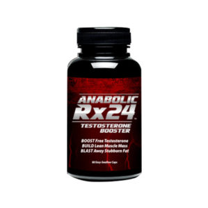 Anabolic RX24 Asli Original Obat Pembesar Penis
