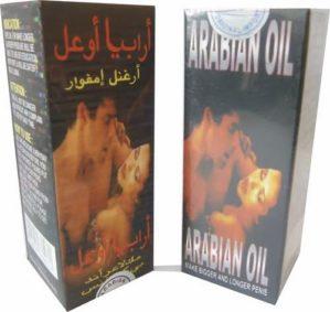 Arabian Oil Minyak Pembesar Penis